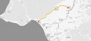 Path Bucerias - San Juan de Abajo